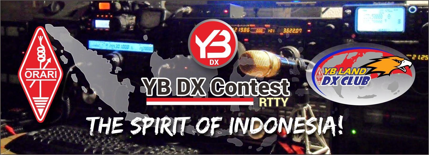 YB DX Contest RTTY